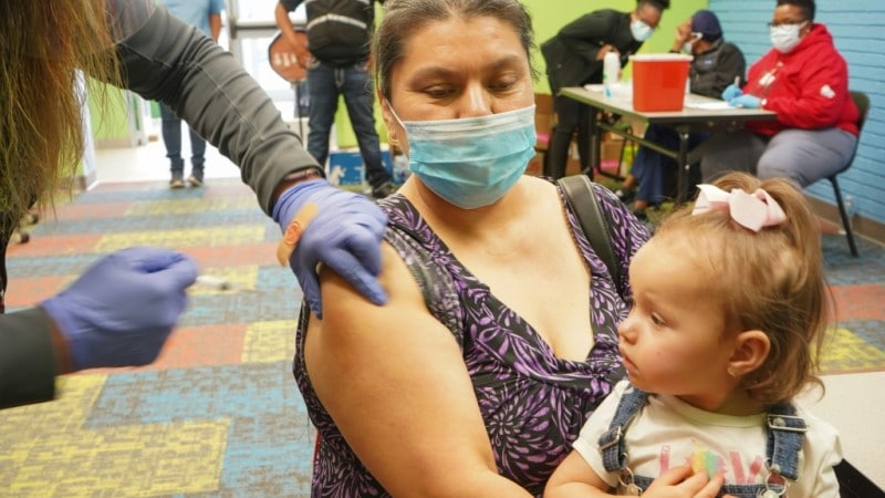 100 Million People Vaccinated in US