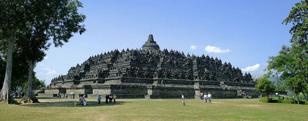 Borobudur Temple Indonesia | CC