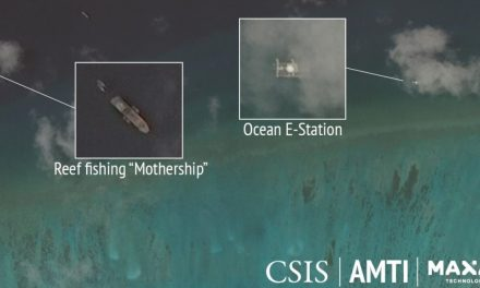 Chinese Poachers Destroy South China Sea Corals