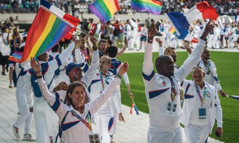 2018 Gay Games in Paris