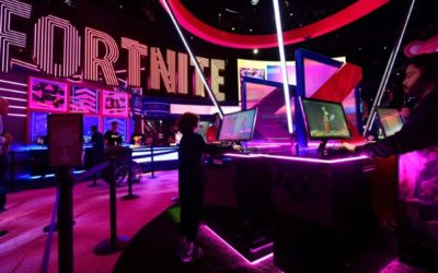 Fortnite Maker Girds for Epic Court Clash with Apple