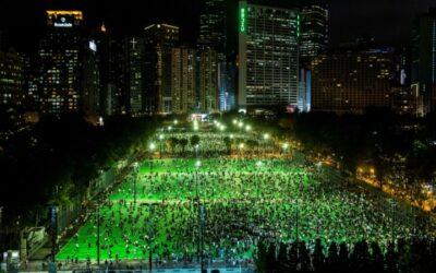 Hong Kong Police Ban Tiananmen Vigil