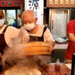 Taiwan's Tasty Steamed Buns Gets Michelin Award