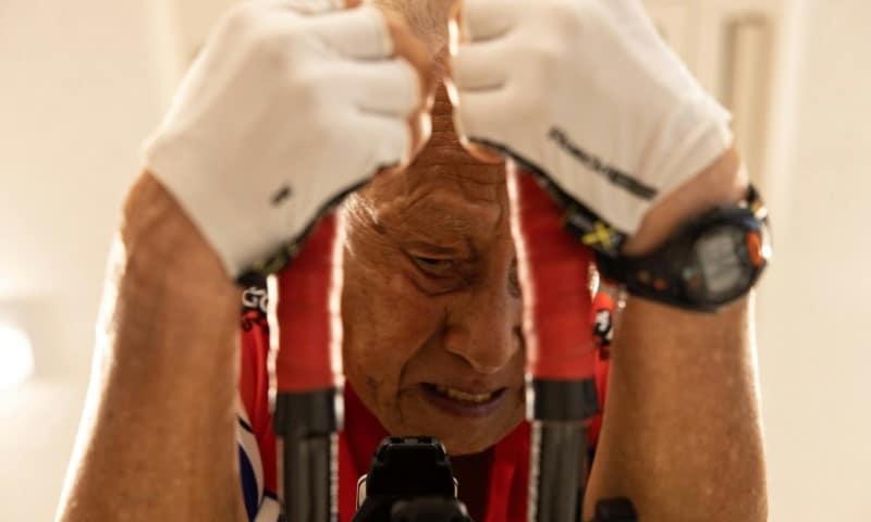90 Years Old Hiromu Inada