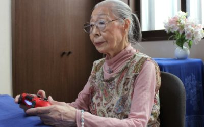 Meet 'Gamer Grandma': World's Oldest Video Game Youtuber