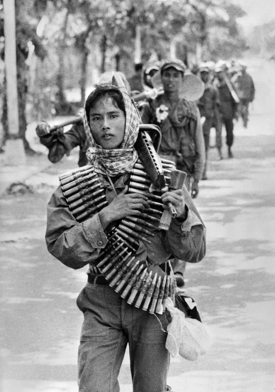 A Khmer Rouge Soldier