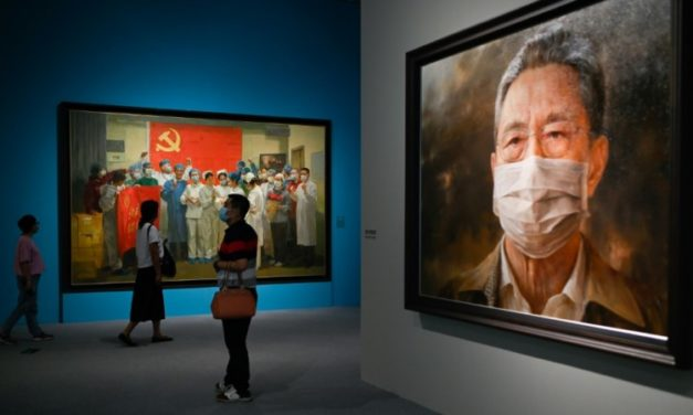 China Launches 'Heroic Battle on Virus' in New Exhibition