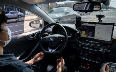 S. Korea's Self-Driving Startup Take on Tech Giants Uber and Tesla