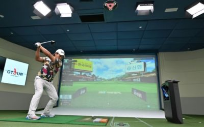 How Korea's Screen Golf Emerged as a Way of Life