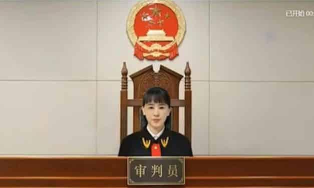 Mobile Verdict: A Glimpse into the Future World of China's Digital Courts