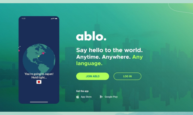 Ablo: Make Friends Around the World without Barriers