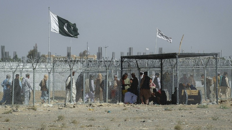 Afghan Refugees Want to Go Back