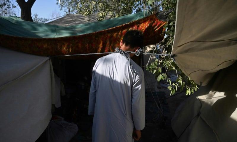 Afghan Teen Used by Taliban