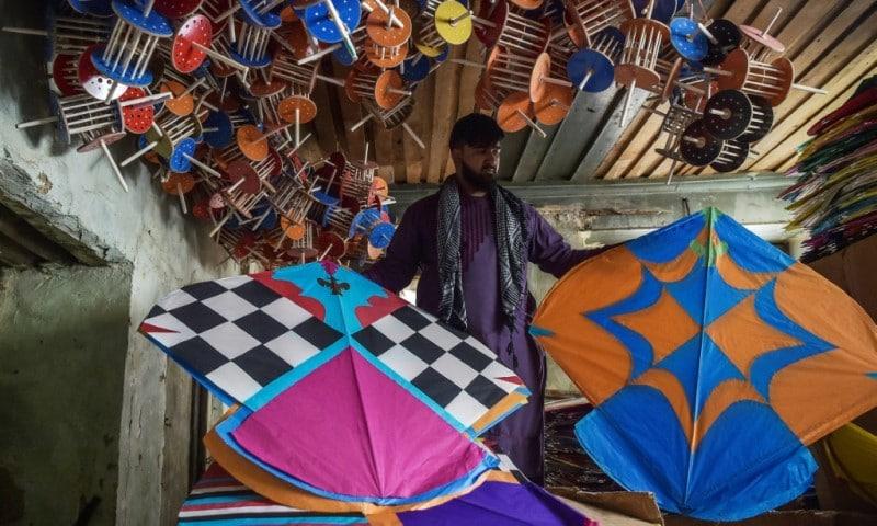 Afghanistan Kites