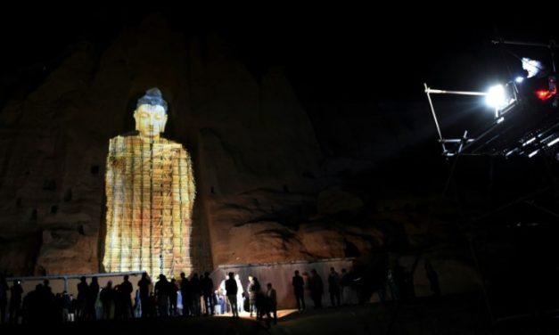 Afghan Buddha in Virtual Return on Anniversary of Destruction by Taliban