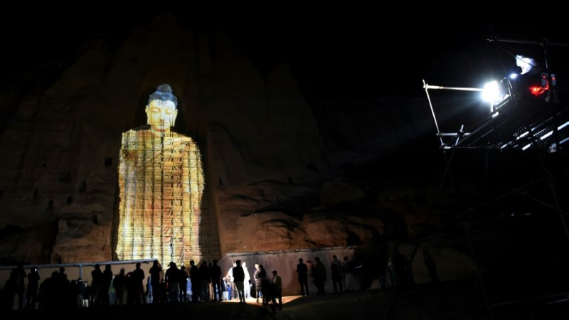 Afghanistan's Famed Buddha Statue