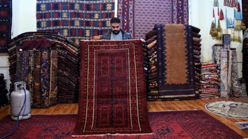 Afghanistan's Rug Hunters