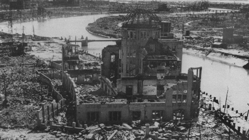 After the Atomic Bombing
