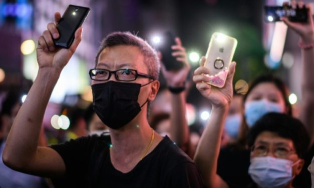 Hong Kongers Scrub Social Media History in Fear of Security Law