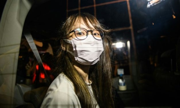 Agnes Chow: The Hong Kong Leading Activist China Wants to Silence