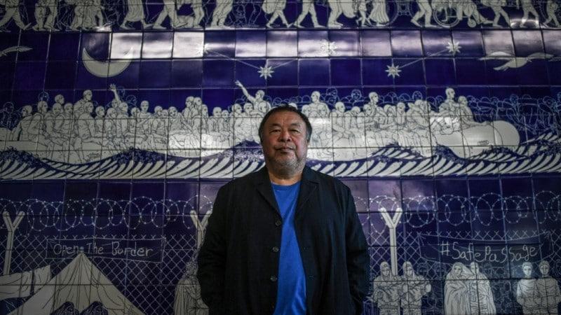 Ai Weiwei in Portugal