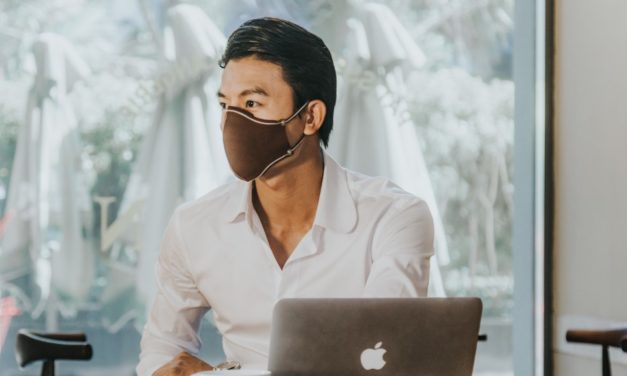 Sustainable Face Mask Made From Coffee is Today's Must Have