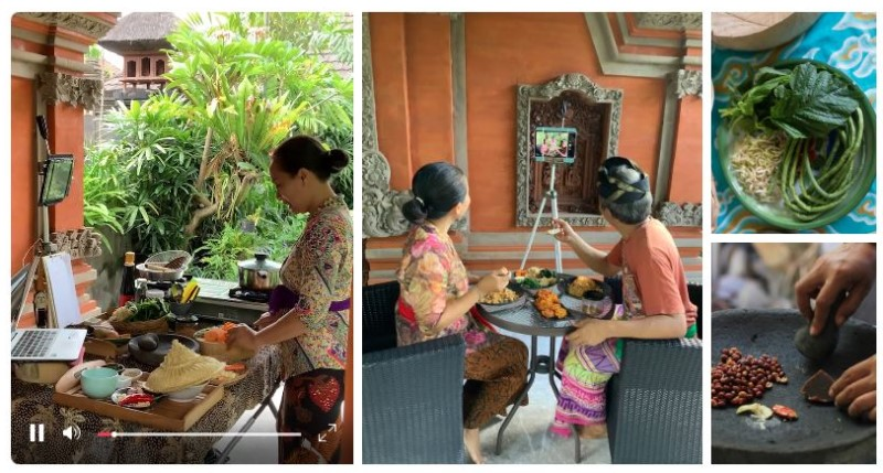 Airbnb Experience Easy Balinese Cooking