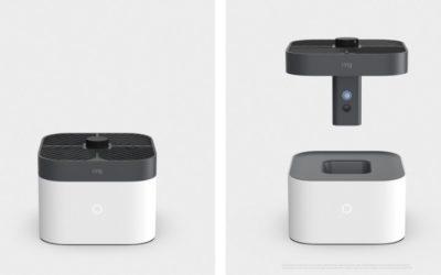 Wacky Indoor Amazon Drone Takes on Privacy Skeptics