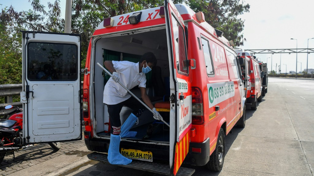 Ambulance Startup in India.afp