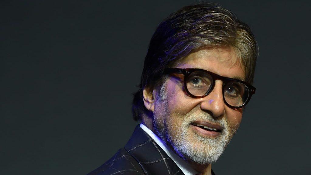 Amitabh Bachchan.afp