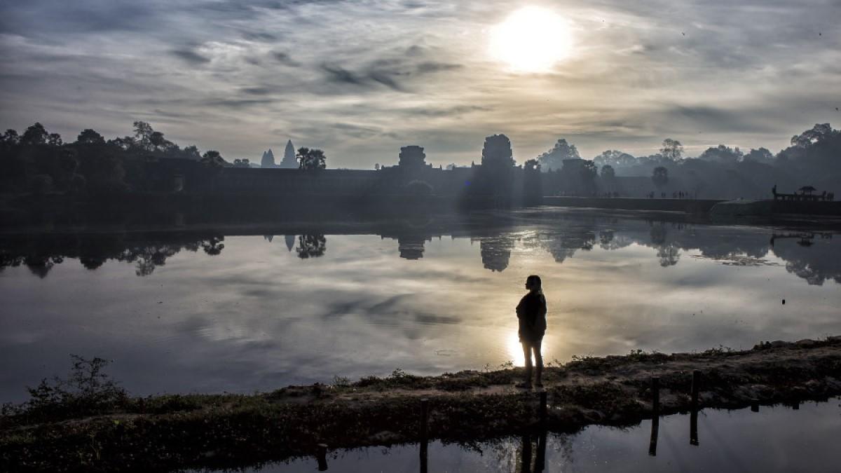Angkor Wat - Cambodia - Roberto Trombetta