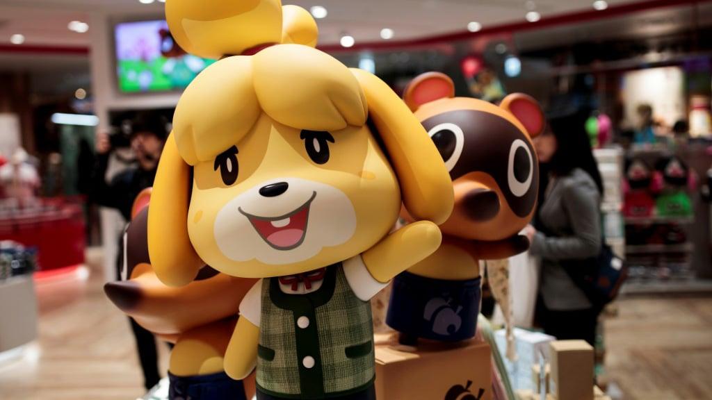 Animal Crossing Adorable Cartoon Animal Neighbours.afp