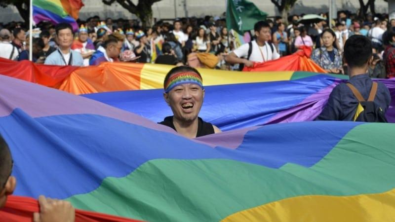 Annual Gay Pride March