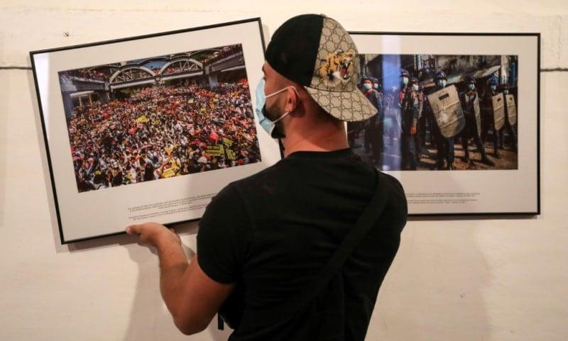 Anonymous Myanmar Photographer