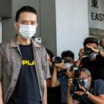 Hong Kong Singer on Behavior Order after Rally Song Arrest
