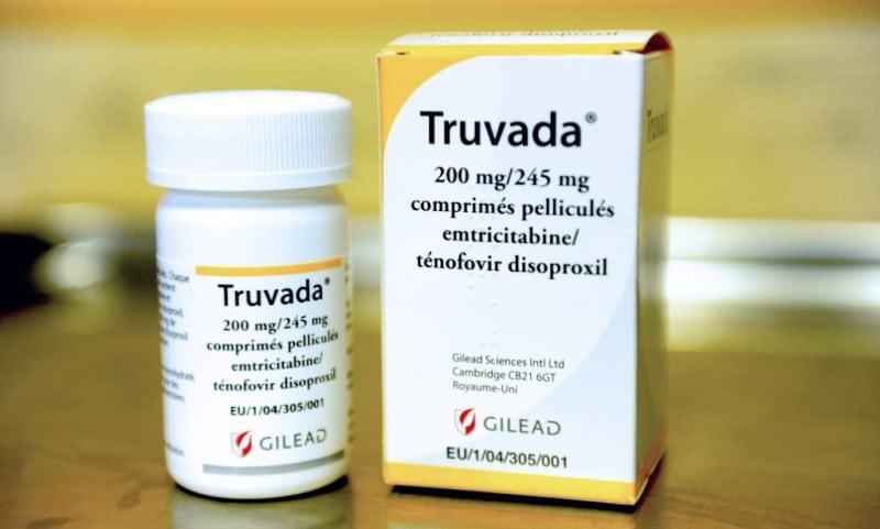 Anti-Retroviral Drug Truvada
