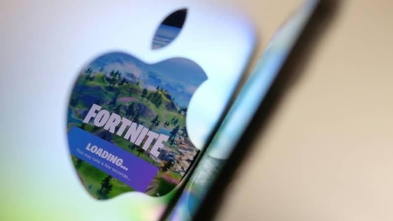 Apple and Fortnite