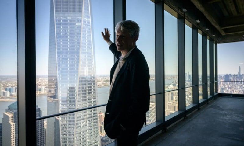 Architect Kenneth Lewis