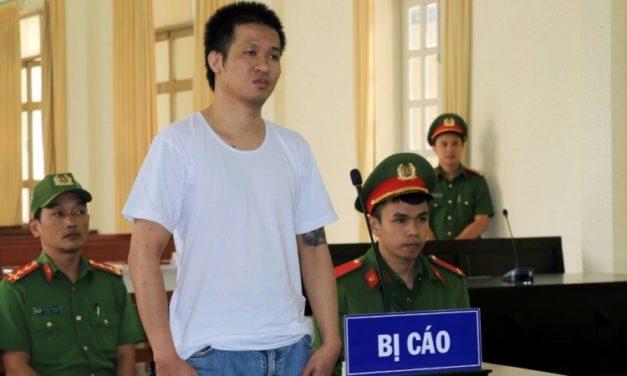 Vietnam Jails Facebook User for Pro-Democracy Posts