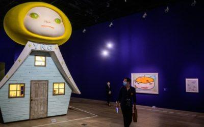 Tokyo Blockbuster Art Exhibition Opens Up Despite Challenges
