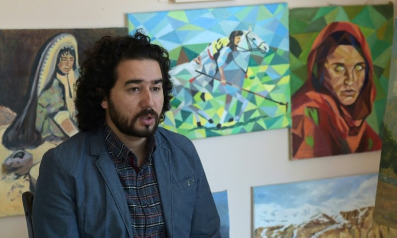 ArtLords Co-founder Omaid Sharifi