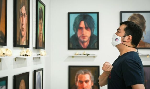 Imaginary Deaths, Real Grief: Thai Artist Honors Fallen Anime Heroes