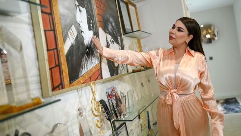 Aryana Sayeed 2