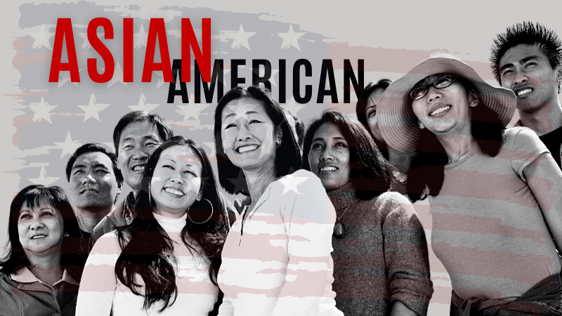 Asian American - Banner