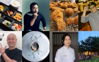 What These Asian Celebrity Chefs are up to at the 'Moment'