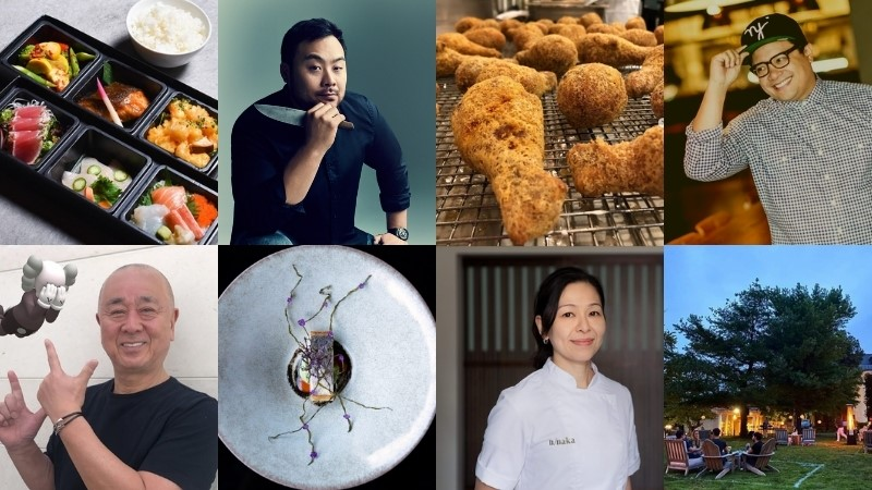 Asian Celebrity Chefs - Banner