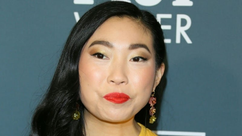 Asian-Origin Star Awkwafina
