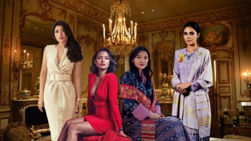 Asian Royals to Follow - Banner