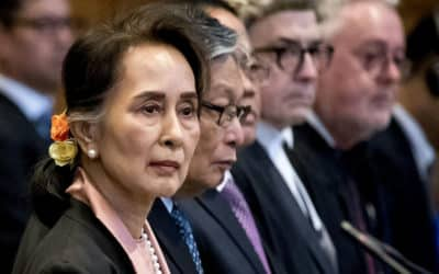 Myanmar's Suu Kyi Told by UN Court to 'Stop the Genocide'