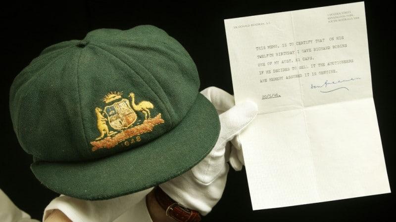 Australian Cricket Legend Cap